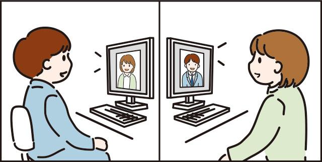 Zoom オンライン商談予約